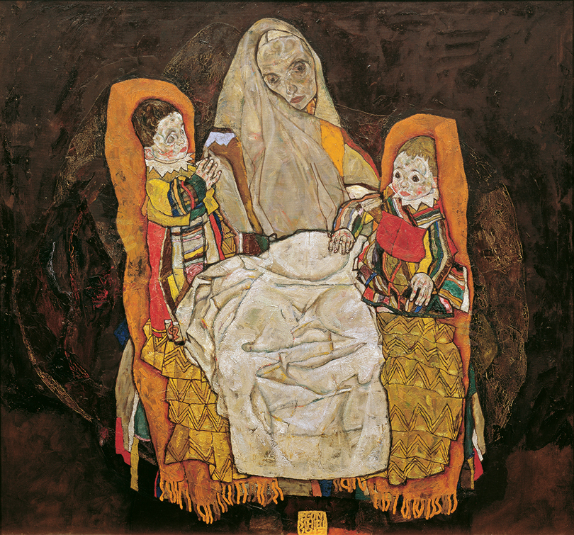 Mother with Two Children III